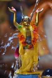 Gaur Purnima Festival Calebraions 29th March 2021