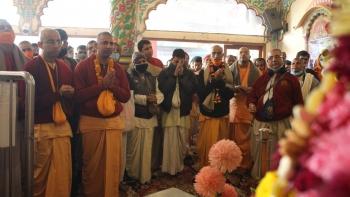 Memorial Program for HH Bhakti Madhurya Govind Swami Maharaja | 7th Dec 2020