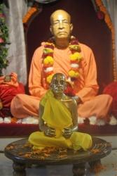 Srila Prabhupada Vyaspuja Festival @ ISKCON Punjabi Bagh 31 Aug
