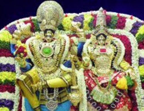 Sri Brahmotsava –  2020