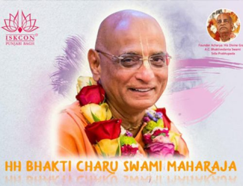 Loving tribute to one of the foremost soldiers of Srila Prabhupada (7 July)