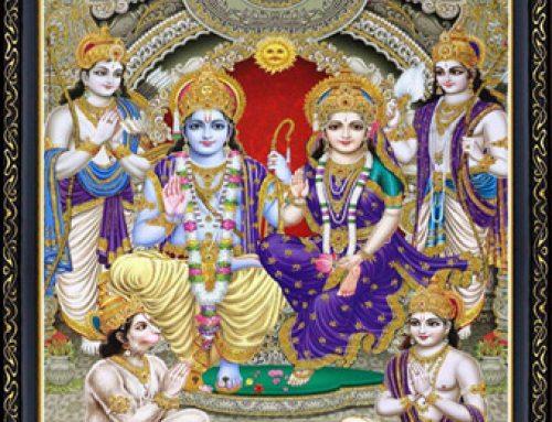 Ram, Lakshman, Bharat, Shatrughan Naam ka kya Arth hai?