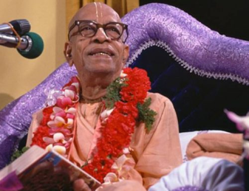 Spreading Srila Prabhupada's compassion to the World