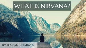 Blog title image what is nirvana