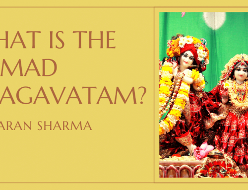 What is the Srimad Bhagavatam?