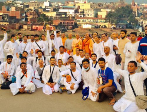 A trip to Remember – IYF Vrindavan Yatra (July 3-4)