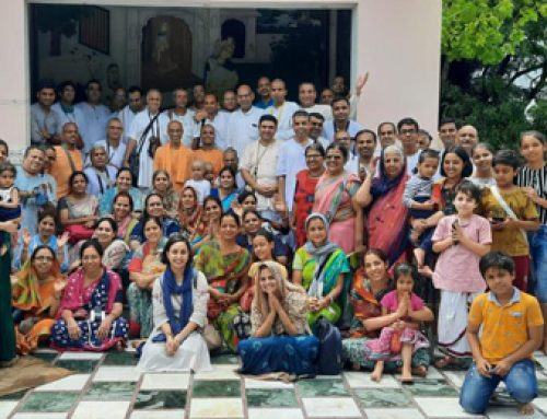 Trip to Vrindavan (7-8th Aug)