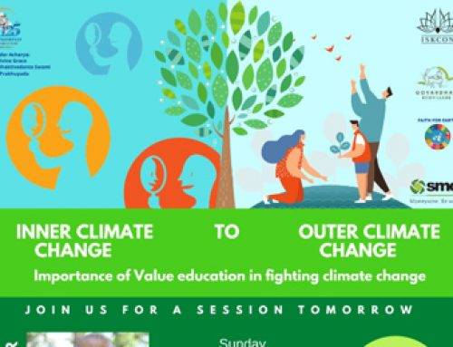 Leaving a better world for our future generations – Value Education Olympiad (Aug 2021)